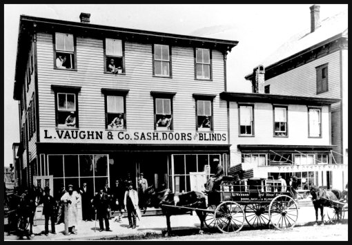 L Vaughn Co, Founded 1847